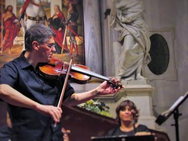 Pique violin